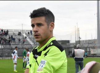 arbitro di calcio Seria A